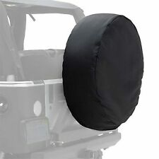 "Smittybilt 30-32"" Spare Tire Cover, Black Diamond - 773235"