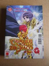 I Cavalieri dello Zodiaco - Episode G Vol.5 Planet Manga    [G370R]