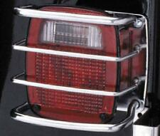 Rampage Rear Euro Light Guards 76-06 Jeep Wrangler & CJ-7 8460 Stainless