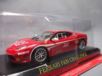 Ferrari Collection F430 Challenge 1/43 Scale Box Mini Car Display Diecast vol 71