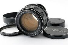 Rare! Exc+5 8 elements Pentax Super Takumar 50mm F/1.4 M42 w/Hood from Japan