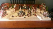 Village Display Base platform Dept 56-Lemax CITY SCENES x-large 4ft long!