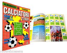 ALBUM Almanacco e Figurine calciatori d'italia vallardi vuoto 89 / 90