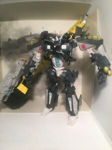 transformers skyhammer DOTM Ko Ver With Mechtech Weapon Excellent Condition