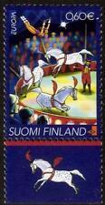 Finlandia 2002 Mnh Europa Circo