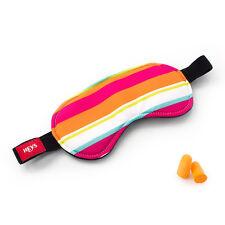 Heys Stripes Eye Shade & Ear Plug Set 35023-3139-00