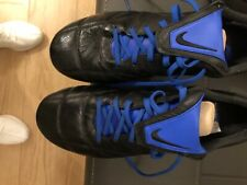 Nike Tiempo Football Boots UK Size 10 - Great condition