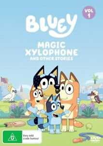 Bluey - Magic Xylophone And Other Stories - Vol 1 DVD