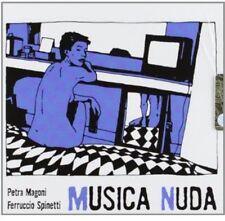 Musica Nuda, Petra Magoni - Musica Nuda 1 [New CD]