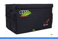 Audi - S Line Car Boot Organiser Tidy Storage Bag A2 A3 A4 A5 A6 Series UKSTOCK