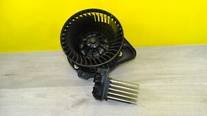 VOLVO C70 CONVERTIBLE 2.5T 1999 HEATER BLOWER FAN MOTOR WITH RESISTOR 09171430