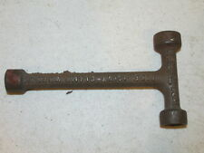 """Antique Skinner Seal No. 1 Pipe Joint Clamp Wrench 1 1/4 to 2 1/2"""" Clamps VFC"""