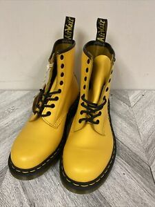 Dr Martens 1460 Smooth Sz 9 Mens/10 Womens Docs New Without Box