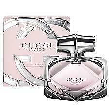 GUCCI BAMBOO EDP 50ML PROFUMO DONNA FOR WOMAN FEMME