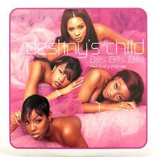 Destiny's Child CD Single Bills, Bills, Bills - CD2 - UK (VG+/VG+)