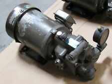 Daikin Piston Pump V15a1ry 95 Motor Pump M15a1y 2 60 From Hitachi Seiki Vk55