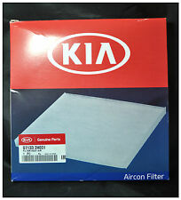 HYUNDAI ELANTRA KIA CERATO Aircond filter Genuine Part 971332H001 Wholesale NEW