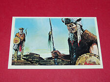 N°111 SOLDATS DU CHIEN CONQUETE DE L'OUEST WILLIAMS 1972 PANINI FAR WEST WESTERN