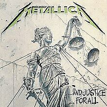 Metallica ...And Justice For All CD