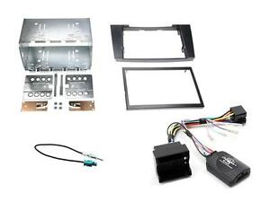 Connects2 CTKMB05 Mercedes CLS 2005 - 2010 Complete Double Din Fitting Kit