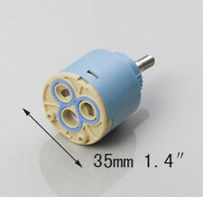 US Bathroom 35MM Blue Mixer Valve Ceramic Dics Cartridge Kitchen Accessories