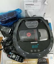Samsung POWERbot R7040 Robotic Cleaner - Black   #(K)X567183