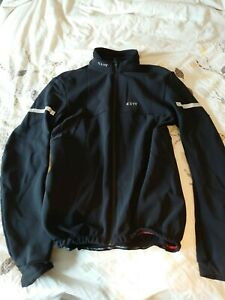 Campagnolo Softshell winter cycling jacket, XXXL, windproof, water resistant