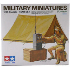 Tamiya Military Tent Set (Scale 1:35) 35074 NEW