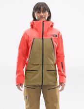 NW The North Face WOMEN'S PURIST FUTURELIGHT JACKET Sz M RADIANT ORANGE/BRITISH