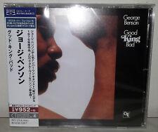 BLU-SPEC CD GEORGE BENSON - GOOD KING BAD - JAPAN - KICJ 2314 - NUOVO NEW