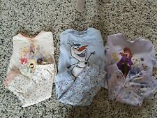 Disney Frozen Princess Pyjama Bundle Age 2 Years