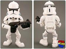 Medicom Star Wars Clone Trooper VCD Figure Unopened in Box MIB