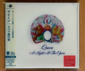 QUEEN A Night At The Opera JapaneseHigh Resolution Audio MQA UHQCD