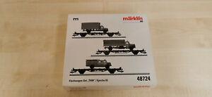 Märklin H0 48724 THW Set NEU T3653