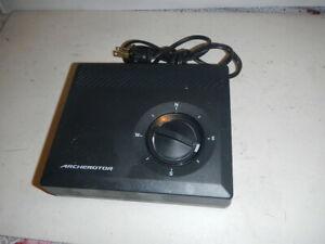 Radio Shack Archerotor 15-1225 B Antenna Rotator Motor Control Box