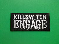 HEAVY METAL PUNK ROCK MUSIC FESTIVAL SEW ON / IRON ON PATCH:- KILLSWITCH ENGAGE