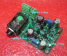 DC 12V Complementary Emitter Follower Buffer Preamp Board Headphone Output Amp