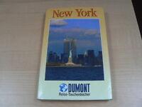 New York USA Reiseführer Dumont Taschenbuch 1996 Deutsch