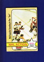 Phil Esposito IA HOF 1972-73 O-PEE-CHEE OPC Hockey #76 (VG) Boston Bruins