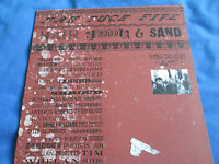Nan Tuck Five Hair Wind & Sand Brickyard Records LSELP2 UK Vinyl LP Album