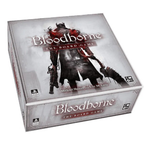 Bloodborne The Board Game NEW