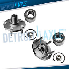 Pair 2 Front Wheel Hub And Bearings For 2001 2009 2010 2011 2012 Ford Escape