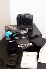 CANON EOS RP Mirrorless Digital Camera - Battery Grip / Extras / Box - Exc Cond!