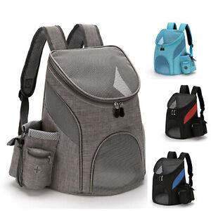 Large Pet Carrier Backpack Dog Travel Bag Mesh Breathable Outdoor Travel Hiking