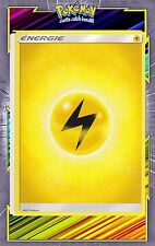 Energie Electrique - SL1:Soleil et Lune - /149 - Carte Pokemon Neuve Française
