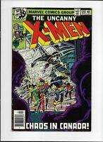 Uncanny X-Men #120, FN- 5.5, 1st appearance Northstar, Aurora, Shaman