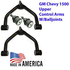 """Upper Control Arms 1"""" to 3"""" Lift Chev K1500 1988-98 4WD W/Balljoints"""