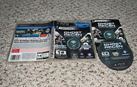 Tom Clancy's Ghost Recon Anthology (Sony PlayStation 3 PS3) Complete Tested