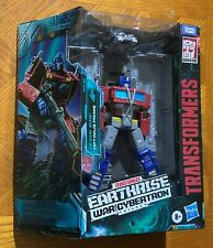 Transformers Earthrise War For Cybertron Trilogy Leader Class Optimus Prime