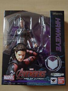 Bandai S.H. Figuarts Avengers: Age of Ultron Hawkeye Used
